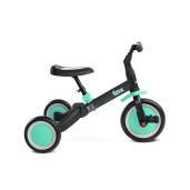 Tricicleta 2 in 1 Toyz FOX Turcoaz