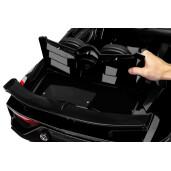Masinuta electrica cu telecomanda Toyz Lamborghini Aventador SVJ 12V Black