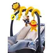 Spirala cu jucarii pentru patut/carucior Sensillo Lion