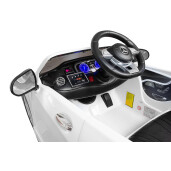 Masinuta electrica cu telecomanda Toyz MERCEDES-BENZ S63 AMG 12V White