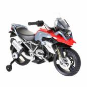 Motocicleta electrica Rollplay BMW R1200 GS 6V cu acceleratie pe ghidon