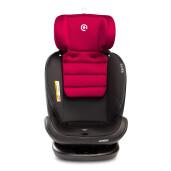 Scaun auto rotativ Caretero MUNDO 0-36 Kg Isofix Rosu