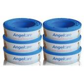 Rezerva cos Angelcare pentru scutece folosite (6 buc.)