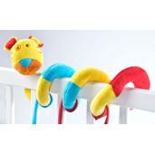Spirala cu jucarii pentru patut/carucior Sensillo Tiger