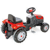 Tractor cu pedale  Pilsan ACTIVE Rosu