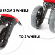 Bicicleta fara pedale Funny Wheels Rider Sport